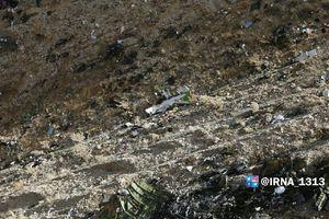 جدیدترین تصویر از هواپیمای متلاشی شده ترکیهای