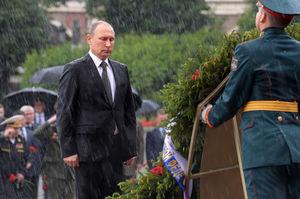 پوتین: پدربزرگم آشپز لنین و استالین بود