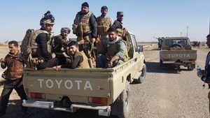 جولان نیروهای تجزیه طلب در شمال عراق