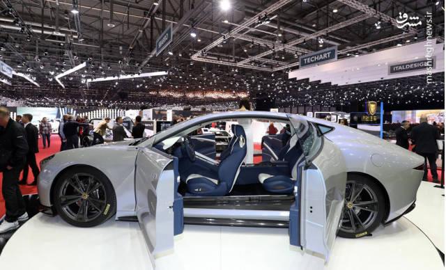 این خودروساز چینی فعالیت خود را از سال 2016 آغاز کرده است و پروژه خودروی ونیر را سال گذشته با طراحی موسسه I.D.E.A رونمایی کرد.