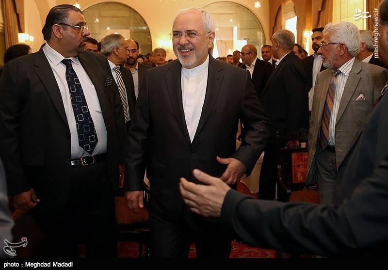 حضور محمدجواد ظریف در نشست مشترک اقتصادی ایران و پاکستان در اسلام آباد