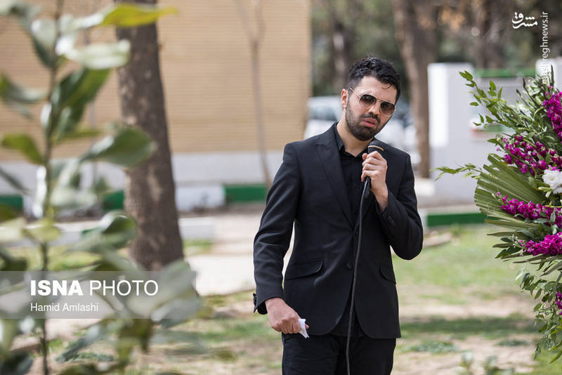 امید معلم، فرزند مرحوم علی معلم