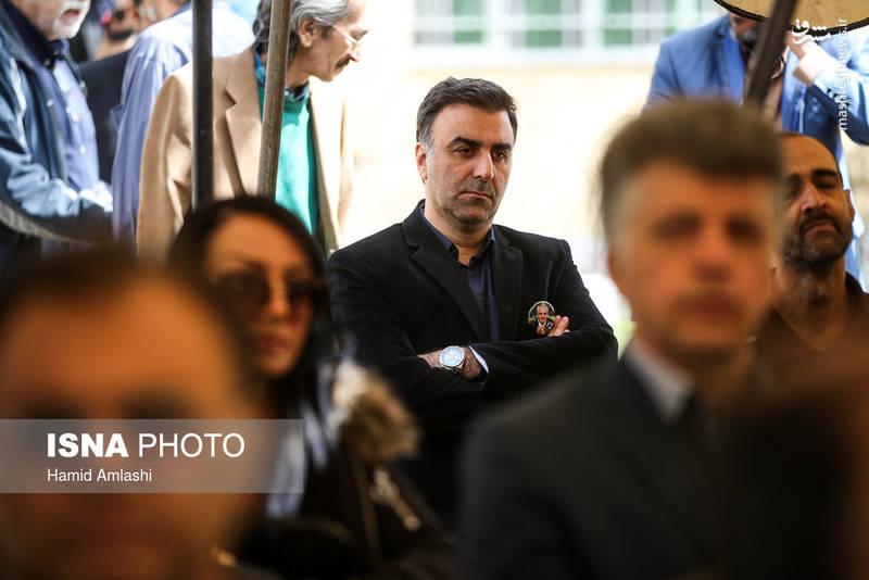 ابراهیم داروغه زاده _ دبیر سی و ششمین جشنواره ملی فیلم فجر