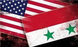 پرچم اردن و امریکا