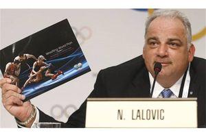 واکنش لالوویچ به اتفاقات کشتی ایران