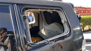 انفجار در مسیر خودروی حامل نخستوزیر