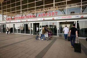 فیلم/ استقبال جالب از مسافران در فرودگاه امام!