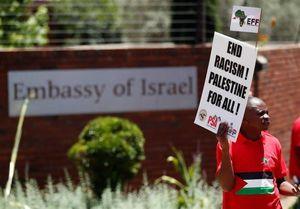 بایکوت تیم تنیس اسرائیل توسط وزیر ورزش آفریقای جنوبی