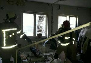 انفجار چهارشنبه سوری پیکانشهر