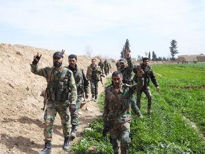 تحولات سوریه غوطه شرقی