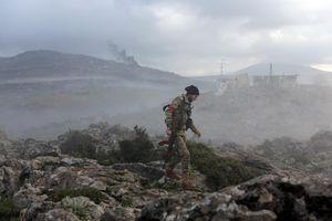 آخرین تحولات میدانی شمال استان حلب/ شهر عفرین در آستانه محاصره قرار گرفت+ عکس و نقشه میدانی