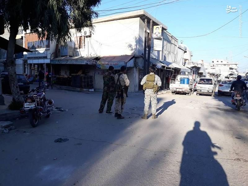 نیروهای ارتش ترکیه به یک و نیم کیلومتری عفرین رسیدند