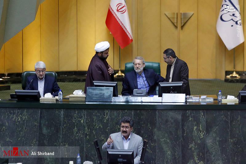 علی لاریجانی-رئیس مجلس شورای اسلامی ایران