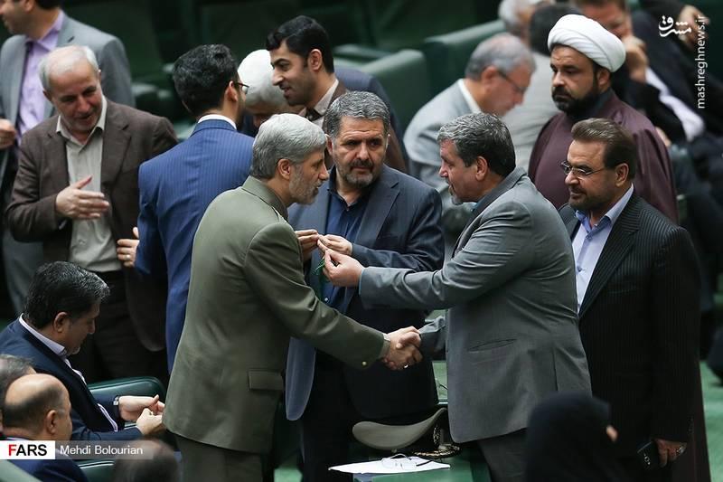 امیر حاتمی-وزیر دفاع جمهوری اسلامی ایران