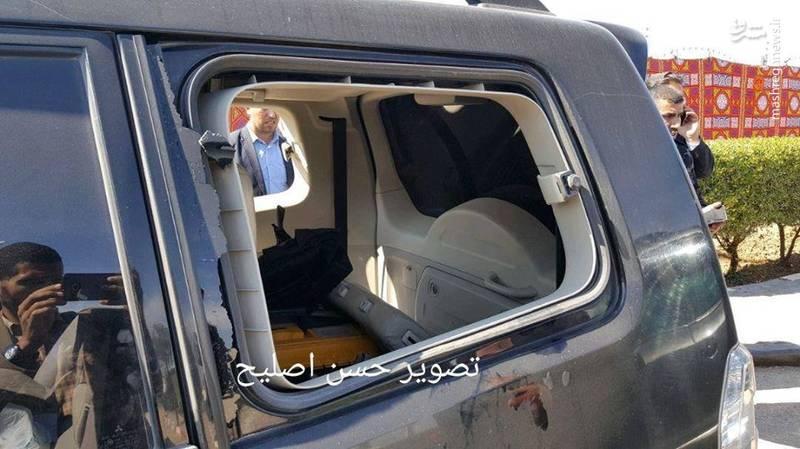حال نخستوزیر خوب است و به کارش ادامه میدهد ، سخنگوی پلیس غزه گفت: این انفجار «مجروحی» نداشته است. الحمدالله به همراه ماجد فراج امروز از طریق گذرگاه «بیتحانون یا ایزر» وارد نوار غزه شدند.
