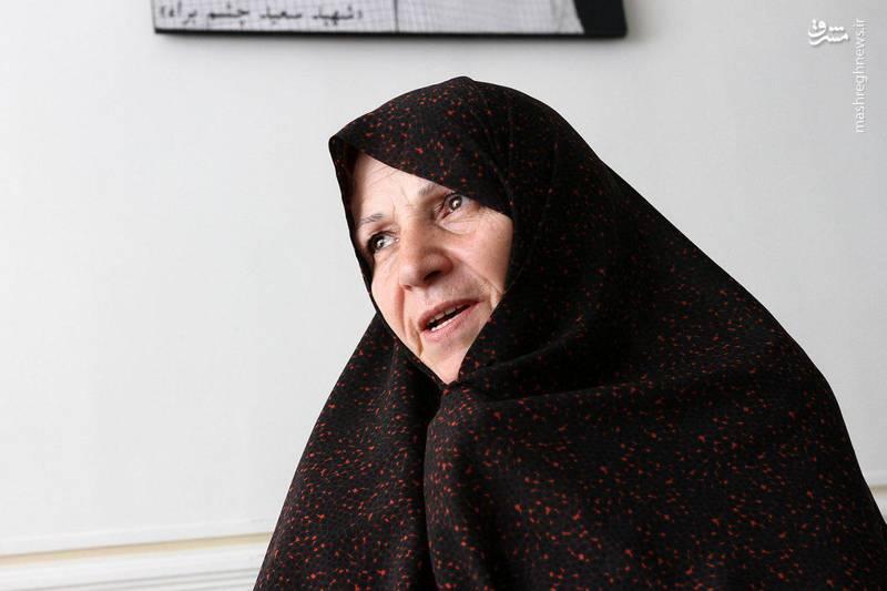 2211140 - چشمبراهیِ مادر شهید «چشمبراه» + عکس