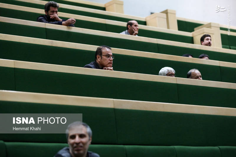 جلسه استیضاح عباس آخوندی