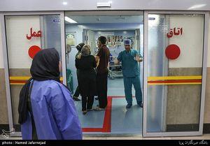 پزشک حواسپرت، پانسمان را در بدن بیمار جا گذاشت +عکس