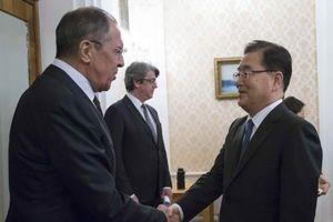 درخواست کمک کرهجنوبی از روسیه