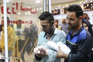 قطععضو ۱۰۷ نفر از مصدومان حوادث چهارشنبه سوری