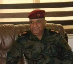 سرتیپ شریف اسماعیل المرشدی