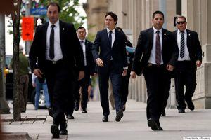 سیاستمدار پرهزینه؛ کانادا برای حفاظت از شوهای تبلیغاتی «جاستین ترودو» چقدر هزینه میکند؟ +عکس