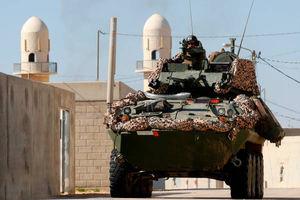فیلم/ماکت مساجد در رزمایش نظامی آمریکا و رژیم صهیونیستی