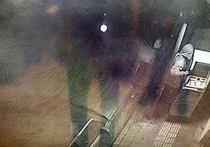 ویدئویی از سرقت یک عابر بانک در فیلادلفیا