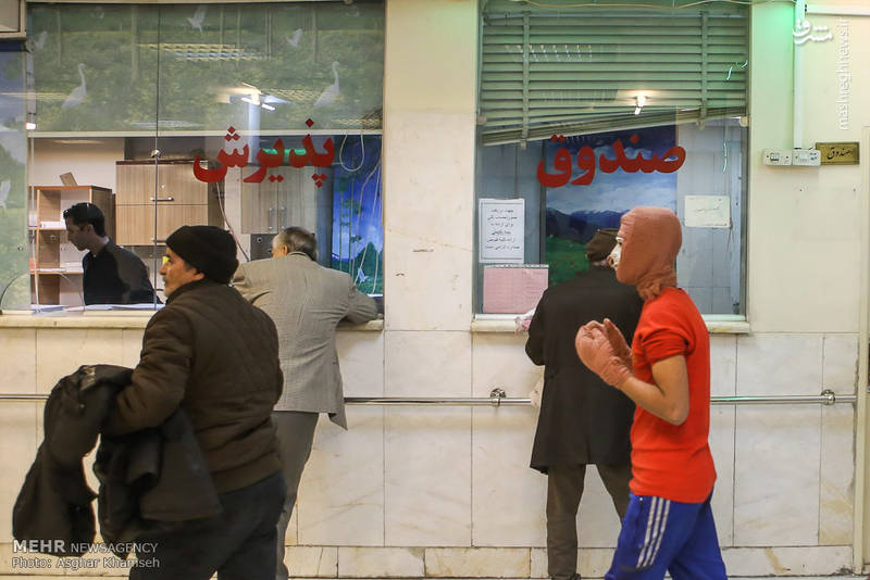 سوختگی شدید نوجوان تهرانی از ناحیه دست و صورت