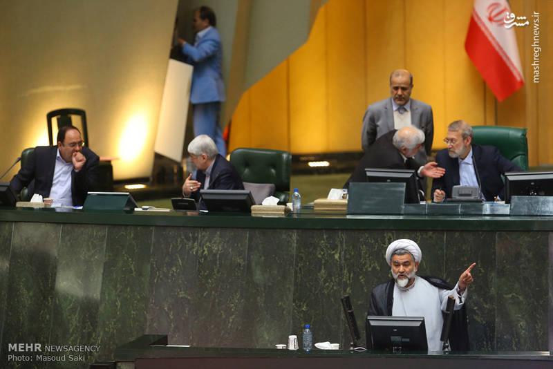 ابقای حجتی در وزارت جهاد کشاورزی/ موافقان و مخالفان استیضاح وزیر جهاد کشاورزی چه گفتند؟ + عکس و فیلم