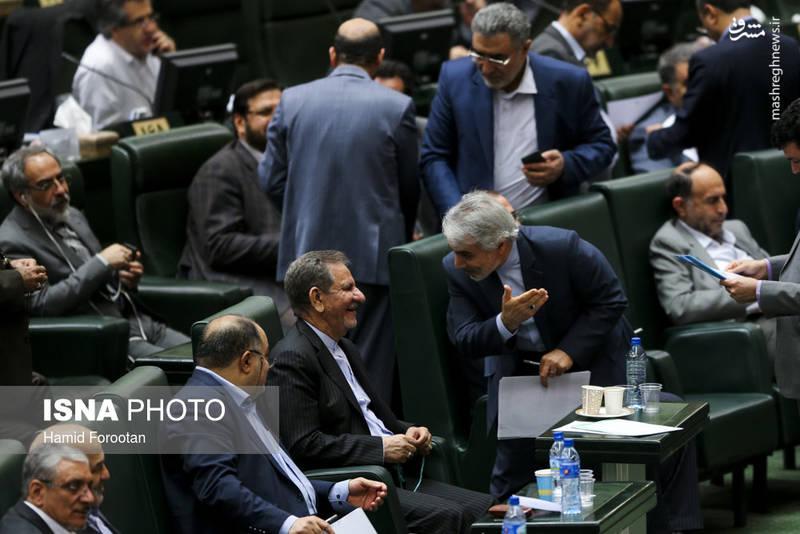 جلسه استیضاح محمود حجتی وزیر جهادکشاورزی