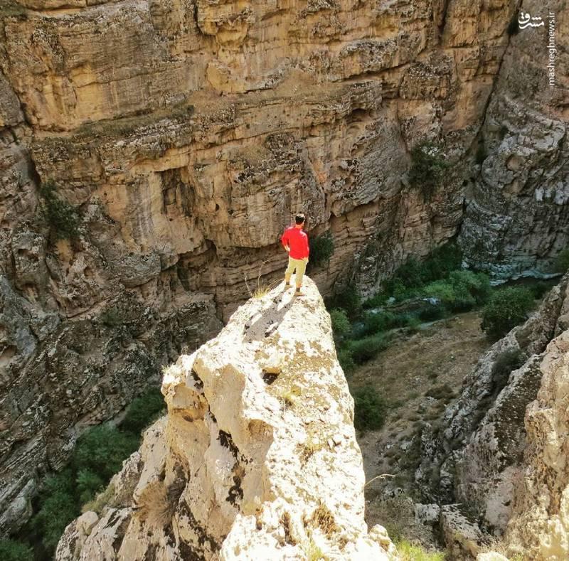 دره شبیه ماری است که باید تمام آن را گشت تا همه زیبایی هایش را حس و لمس نمود.