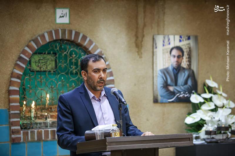 پیام تیرانداز مدیرعامل خبرگزاری فارس