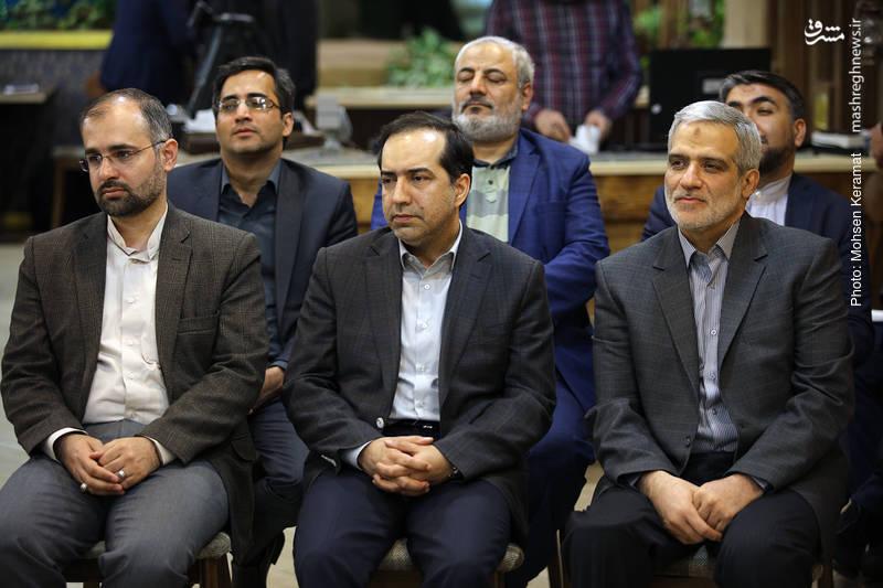 قلی زاده-حسین انتظامی- محمدصالح مفتاح