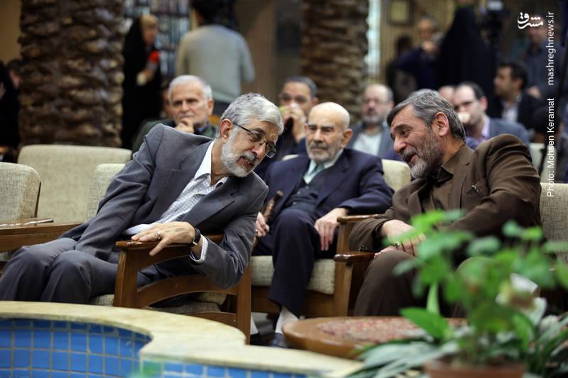 حدادعادل عضو مجمع تشخیص مصلحت نظام