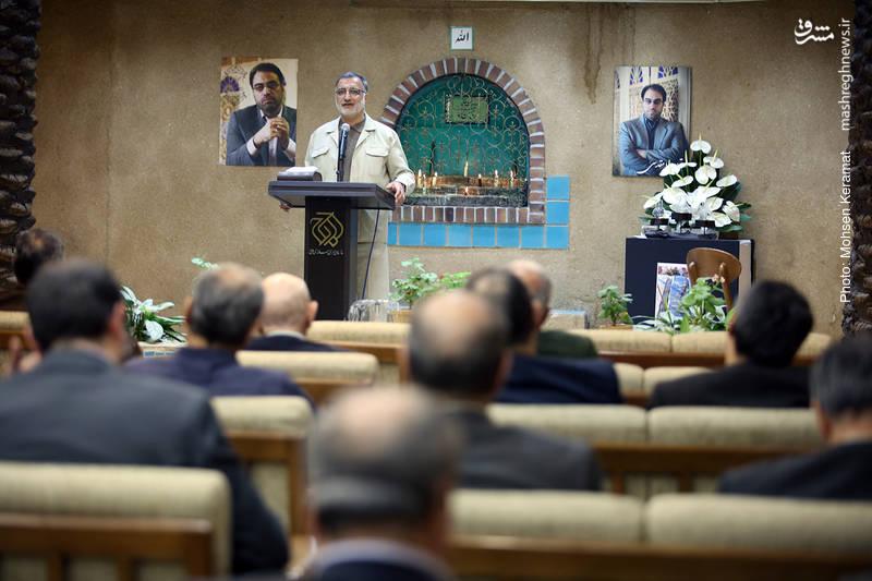 علیرضا زاکانی نماینده سابق مجلس شورای اسلامی