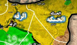 تغییر 180 درجهای وضعیت در مناطق کُردنشین سوریه/ تظاهرات مردم کُرد شهر منبج علیه نیروهای دموکراتیک و اعلام حمایت از بشار اسد +فیلم و نقشه میدانی