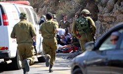 کشته و زخمی شدن 5 صهیونیست در حمله شهادت طلبانه