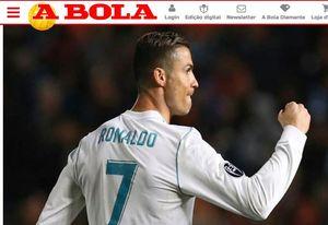 ترس پرتغالیها از مصدومیت احتمالی رونالدو/قرعه سخت رئال هواداران کریس را نگران کرد!