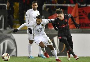 قدوس: گل تونس تصادفی بود