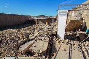 آواربرداری بهجای خانهتکانی در کوهبنان کرمان +عکس