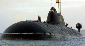 زیردریایی روسی آمریکایی ها را قال گذاشت