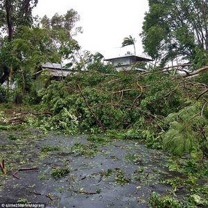 عکس/ طوفان سهمگین در استرالیا