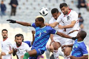 ایران 4 - سیرالئون 0