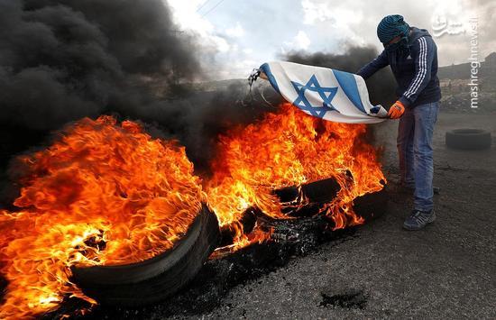 پانزدهمین جمعه خشم در فلسطین اشغالی