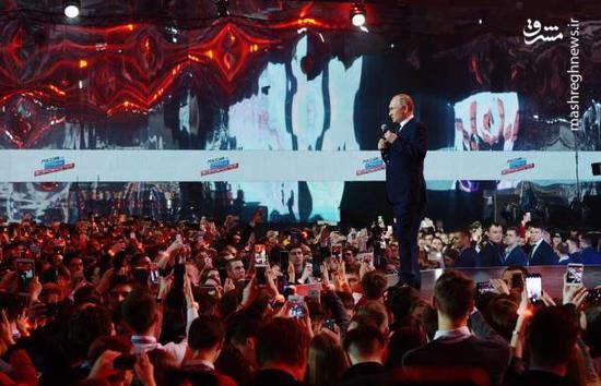 روسیه در آستانه انتخابات ریاستجمهوری
