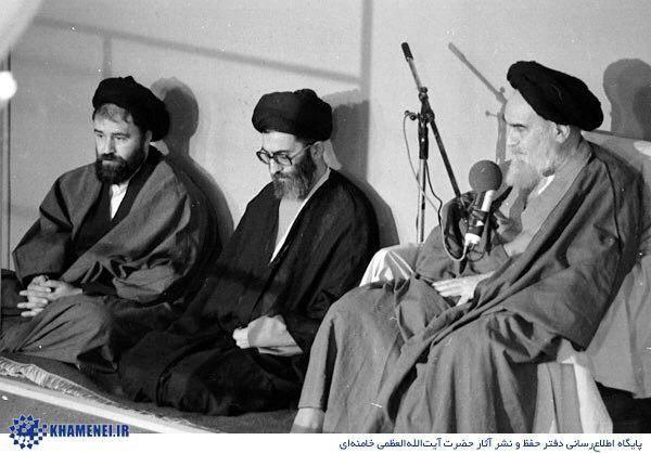ایام سالگرد رحلت حجتالاسلام و المسلمین حاج سید احمد خمینی