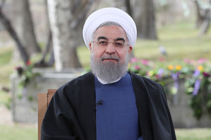 فیلم/ روحانی:مردم بین اعتراض و اغتشاش دیوار کشیدند