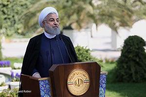 فیلم/ روحانی: سال گذشته بدخواهان ما شکست های کم نظیری تجربه کردند
