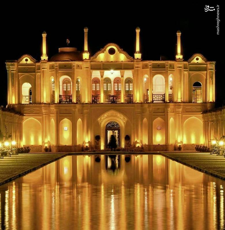 عمارت فتح آباد کرمان